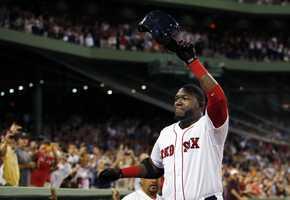 1)David Ortiz, Boston Red Sox
