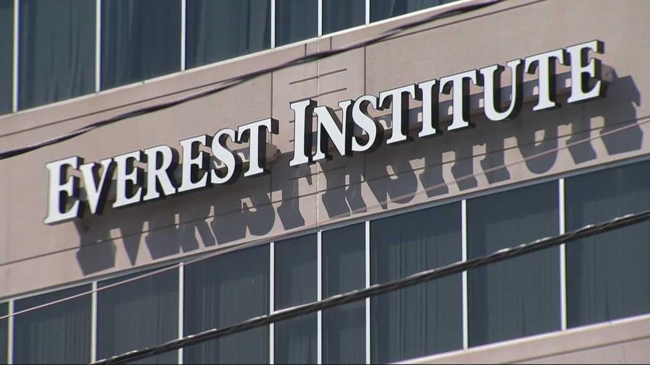 Trade school target of investigation