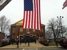 Maloney's wake was held Monday.
