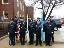 Waltham Police Officers