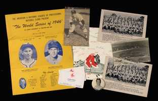 Assorted vintage material from the Pesky collection