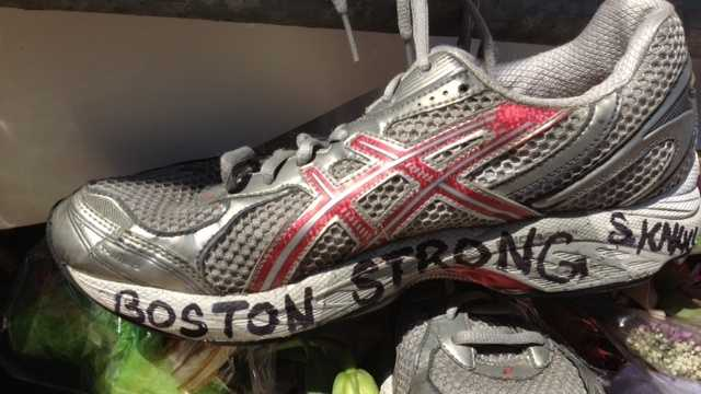 Boston Stronger shoe