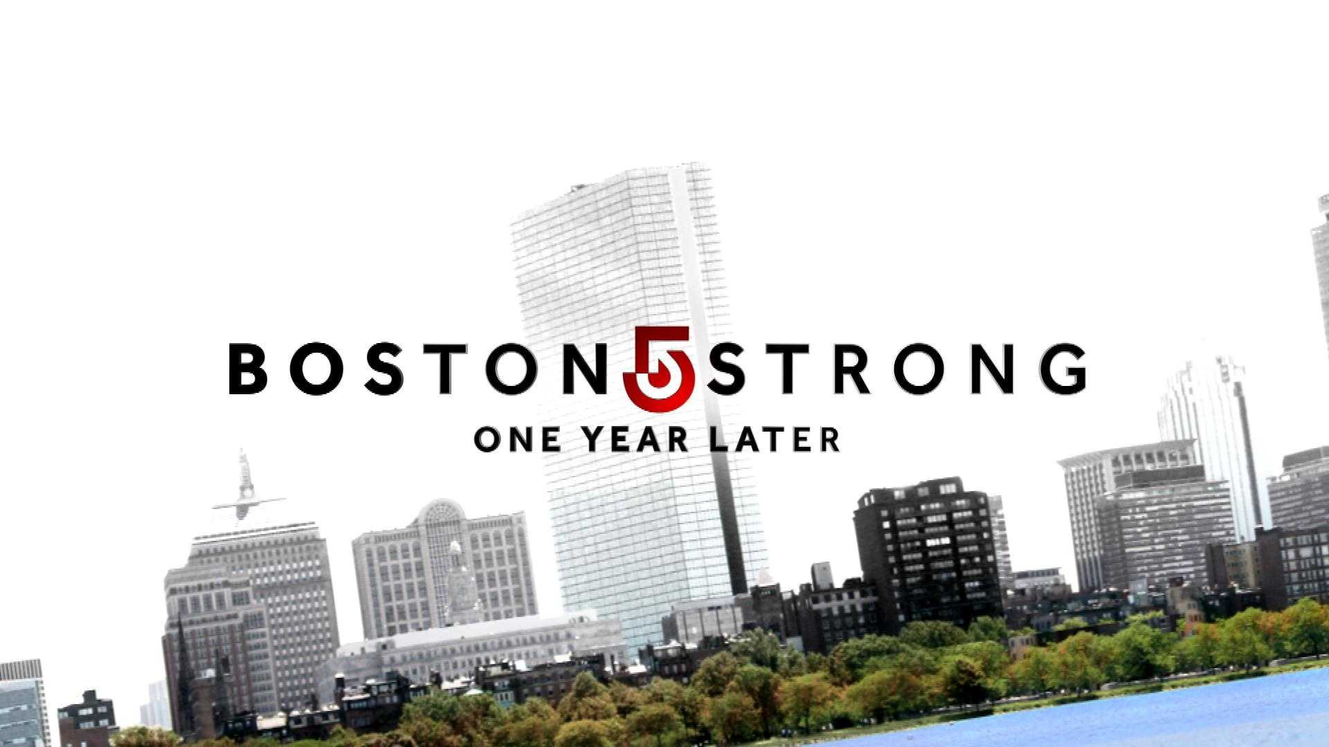 Tuesday, April 15: Boston Strong: One Year Later