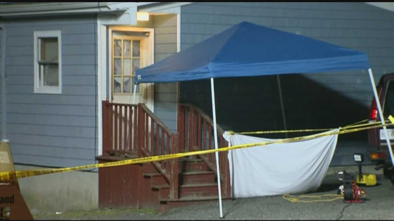 Remains of newborn found on New Bedford street