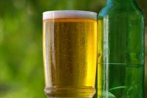 The U.S. drinks about 50 billion pints of beer a year, according to the Brewers Association.
