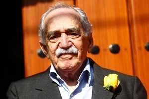 Nobel laureate Gabriel Garcia Marquez crafted intoxicating fiction from the fatalism, fantasy, cruelty and heroics of the world that set his mind churning as a child growing up on Colombia's Caribbean coast. One of the most revered and influential writers of his generation, he brought Latin America's charm and maddening contradictions to life in the minds of millions. ( 6 March 1927 – 17 April 2014)