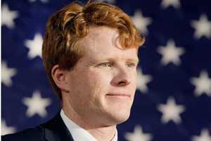 Joseph Kennedy III is a Massachusetts congressman.