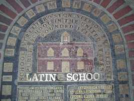 1635: Boston Latin School, the first American public secondary school, was founded in Boston.