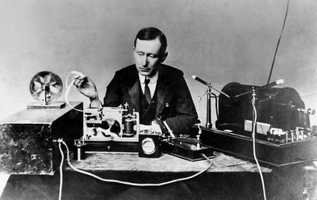1903: First Trans-Atlantic Radio Broadcast made by from Marconi Station at Wellfleet when President Theodore Roosevelt and King Edward VII of Great Britain exchanged greetings.