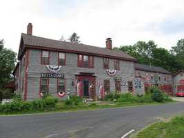 The New Boston Inn in the Berkshires was founded in 1757.