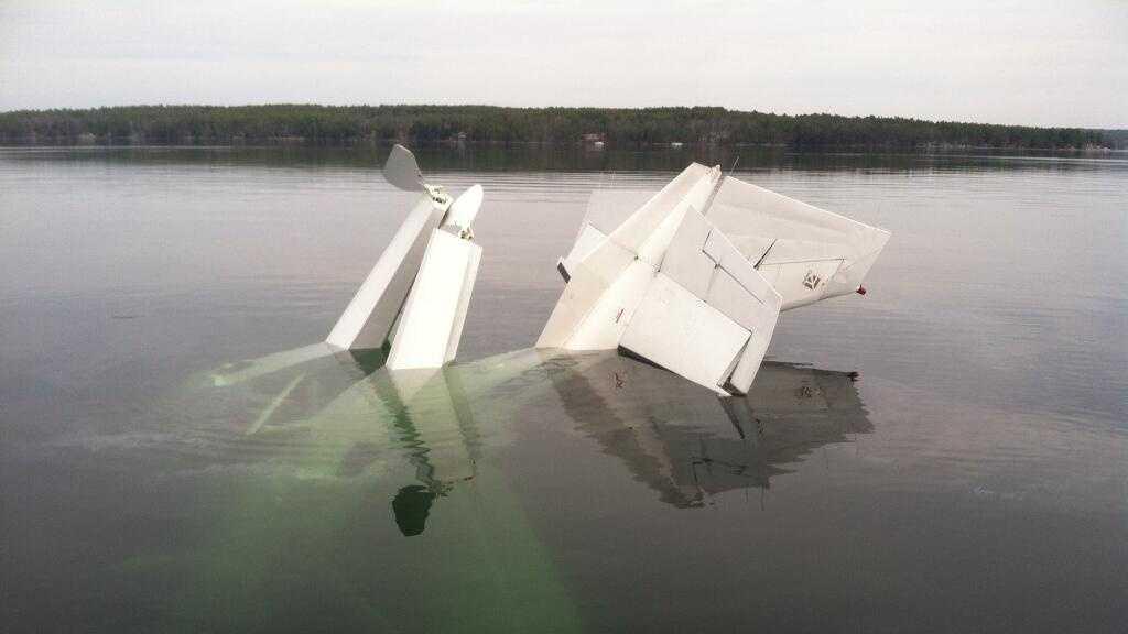 Lake Winnipesaukee Plane Crash
