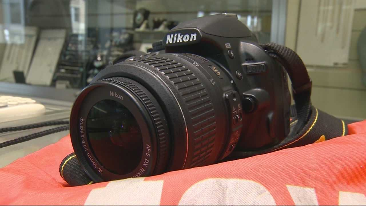 Pawn shop reunites family with lost camera