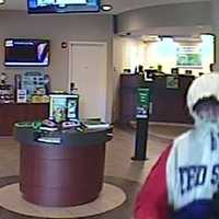 "Robbery - Case No. 140221April 15, 2014Allston : Mt. Washington BankCase Details:On Tuesday April 15 , 2014 @ approximately 3:49pm, an unidentified subject (UNSUB), entered the Mt Washington Bank located at 181 Brighton Ave, Allston and approached the teller stations. The UNUSB demanded money while displaying a black handgun. He received an undisclosed amount of U.S. currency and then fled in an unknown direction. UNSUB was described as a white male, 5' 5"", thin build, and wearing eyeglasses, a white and blue Boston Red Sox hooded jacket with red sleeves, dark pants, dark shoes, and carrying a black backpack with a gray bike helmet attached.If you have any information about the identity of this person or where they are, please contact:FBI Bank Robbery Task Force: (617) 275-3935Investigator: SA Jeff RolandsCase Submission No.: 140221"