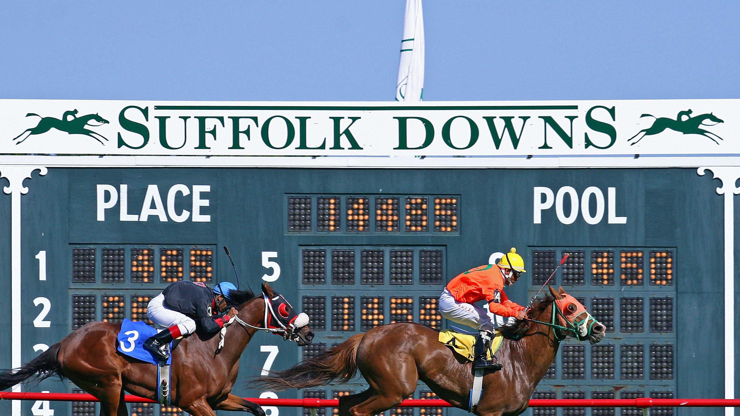Suffolk Downs Racing4.23.14