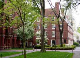 Harvard University was founded in 1636.