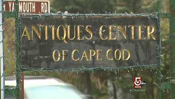 The Antiques Center has more than 250 dealers.