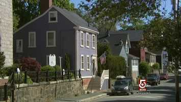 Marblehead has over 200 buildings and homes that predate the revolutionary war.