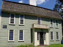 The General Israel Putnam House in Danvers is listed in the National Register of Historic Places. It was built circa 1648.