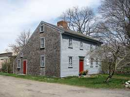 The Rev. James Keith Parsonage is located in Bridgewater and was built in 1662. According to the Bridgewater Historical Society the building is the oldest parsonage and garrison house in the Americas.