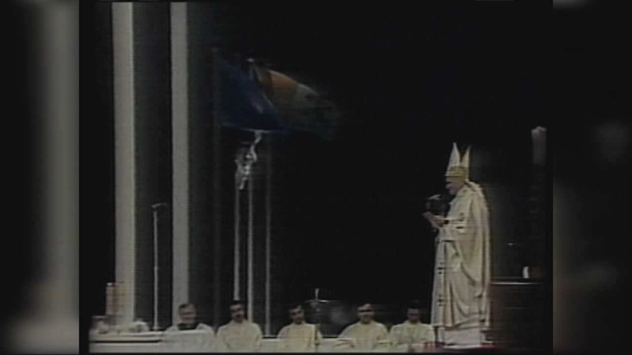 Two popes to be canonized Sunday
