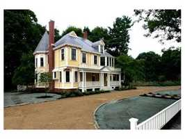 Exceptional renovation to this much admired Historic home with sidewalk access to Weston Center.