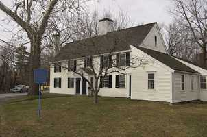 The Judge Samuel Holten House was built circa 1670 and is located in Danvers.