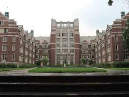 Wellesley College reported 2.56 sexual assaults on campus per 1,000 students in 2013.