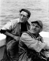 The film stars Roy Scheider as police chief Martin Brody, Richard Dreyfuss as oceanographer Matt Hooper and Robert Shaw as shark hunter Quint.