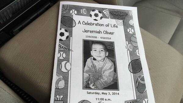 Oliver funeral program 050314.jpg