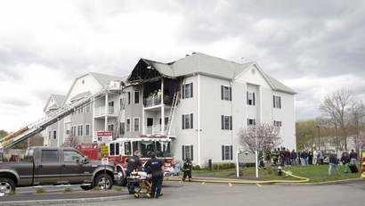 Brockton fire 5.5