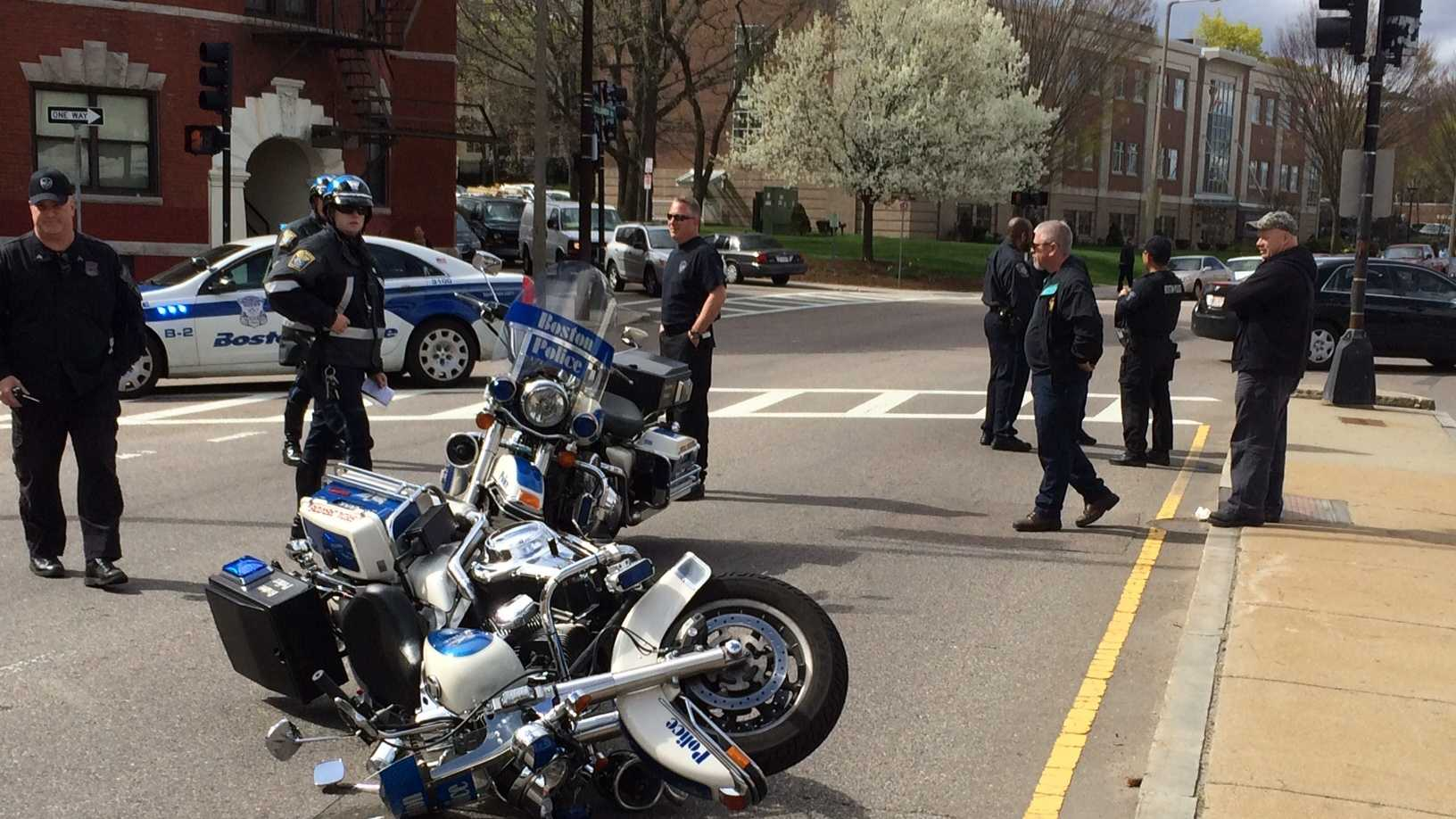 Boston PD cycle
