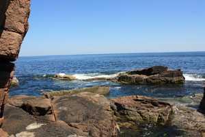 4.) Maine