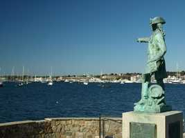 7.) Rhode Island