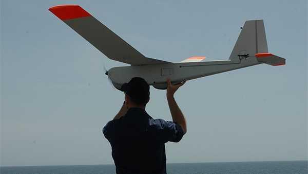 NOAA Puma Drone 5.6.14