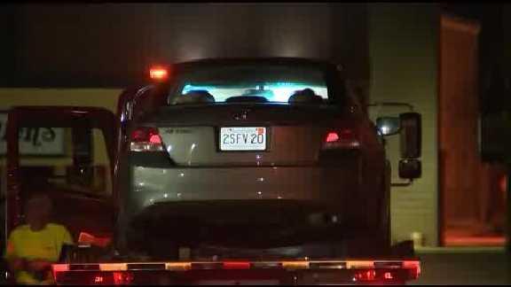 Leominister car seized 5.74