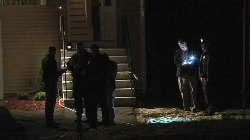 Worcester domestic stabbing 5.8.14