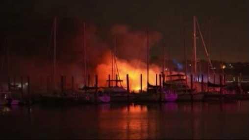 Cranston Marina Fire 511.14