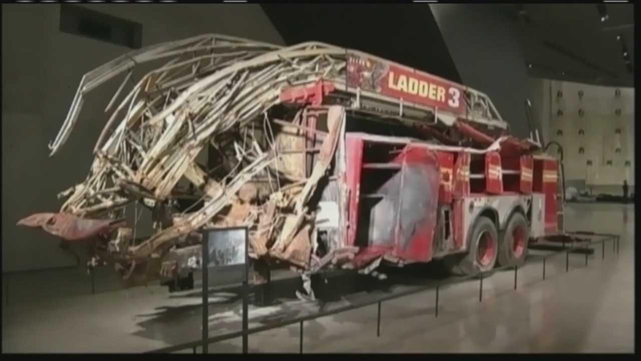 Sept. 11 Memorial Museum to open Thursday