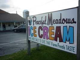 3. Peaceful Meadows - Whitman