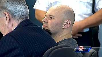 He faces life in prison without parole with this first degree murder plea.