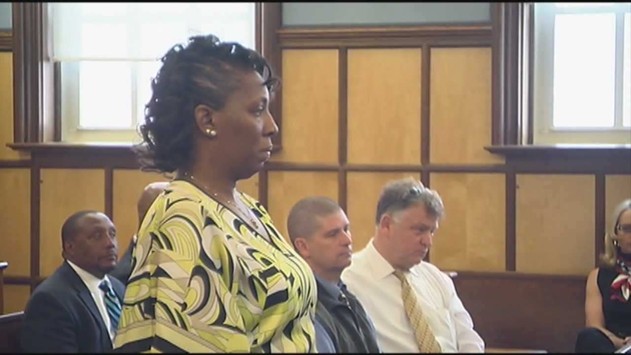 Shanna Shaw in court