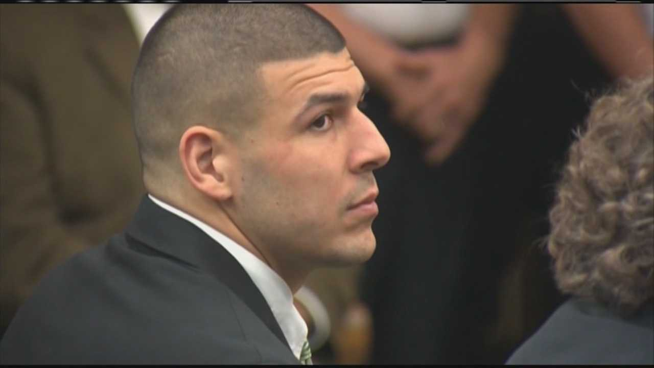 Aaron Hernandez pleads not guilty to murder charge