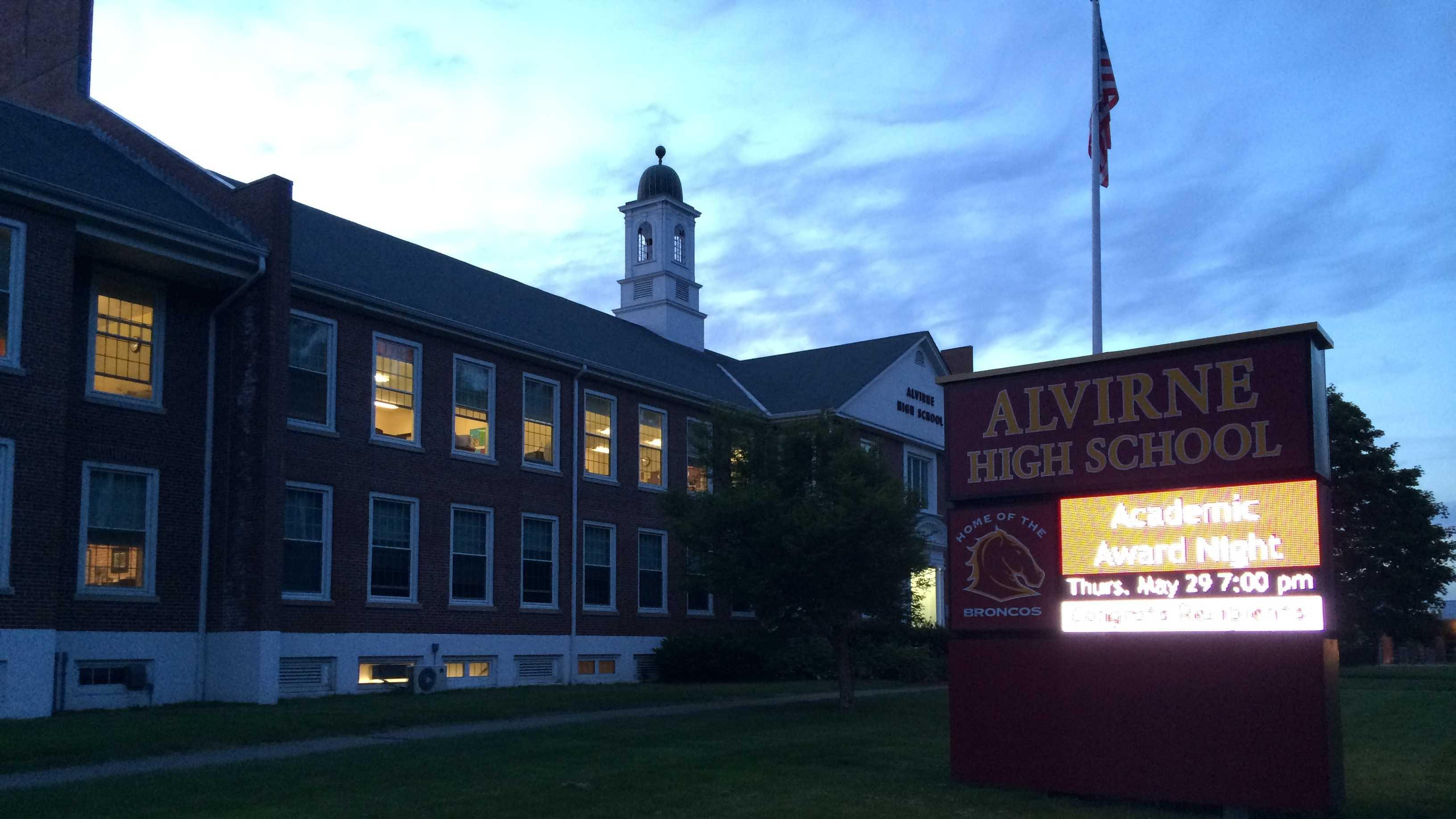 AlvirneHighSchool