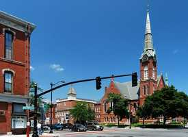 #9 Natick: 6.69% population growth from 2010 to 2013. Current population of 35,214 according to the United States Census federal population estimate.