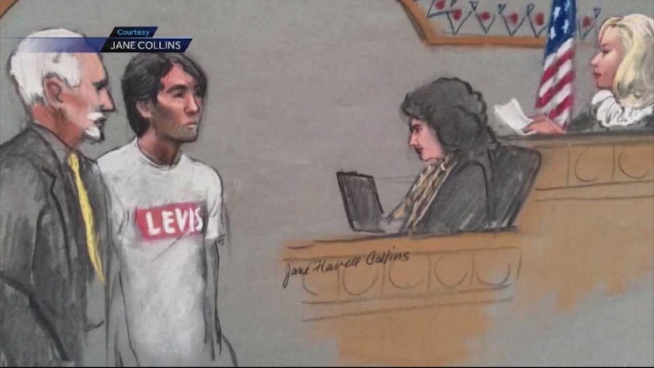 Quincy man indicted in connection with Marathon bombing