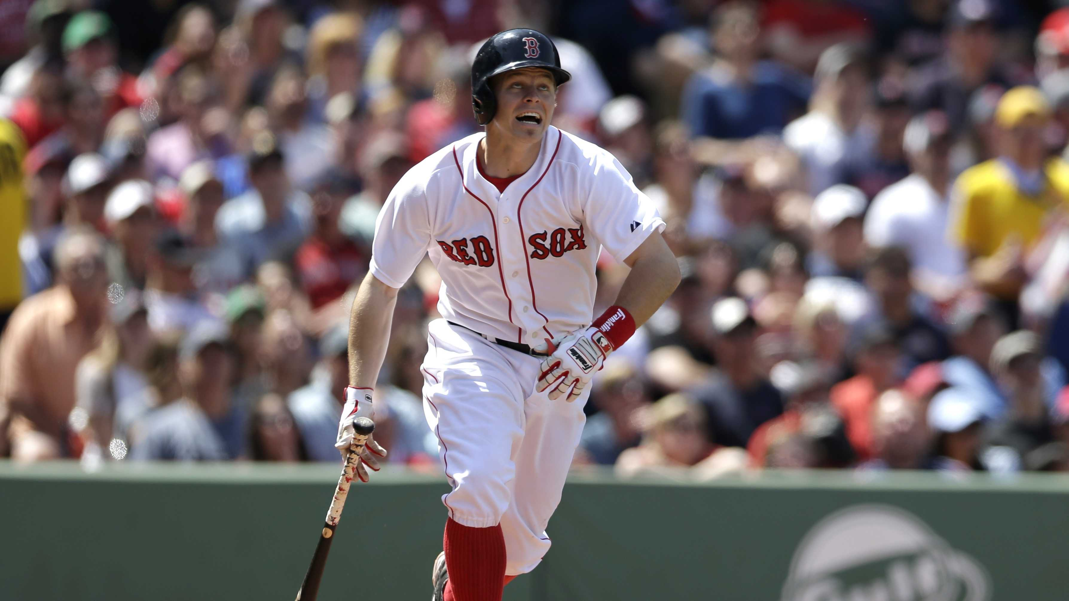 Red Sox Rays Brock Holt 0601