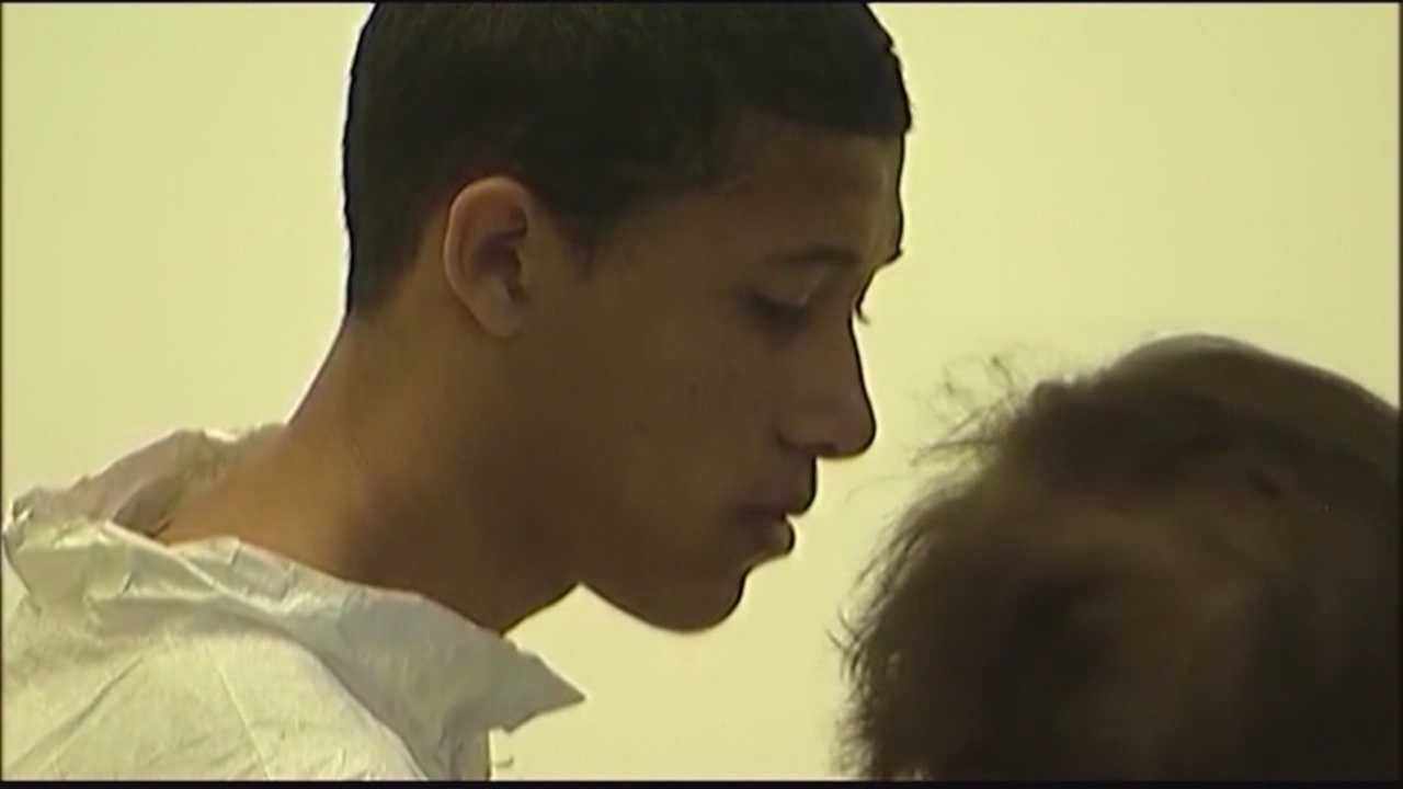 Teen accused of killing teacher accused of attacking youth facility worker