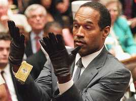 """If it (the glove) doesn't fit, you must acquit,"" defense attorney Johnnie Cochran famously told the jury."