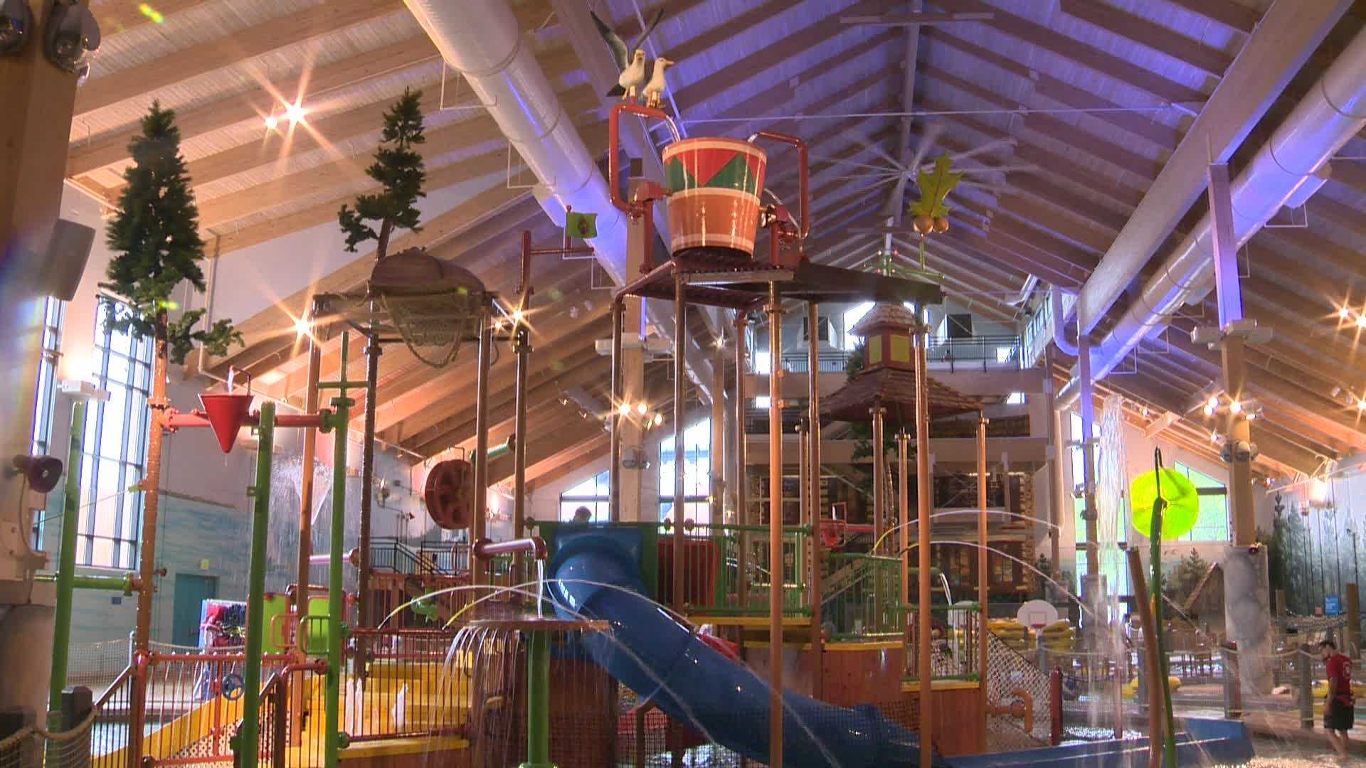Great Wolf Lodge Fitchburg