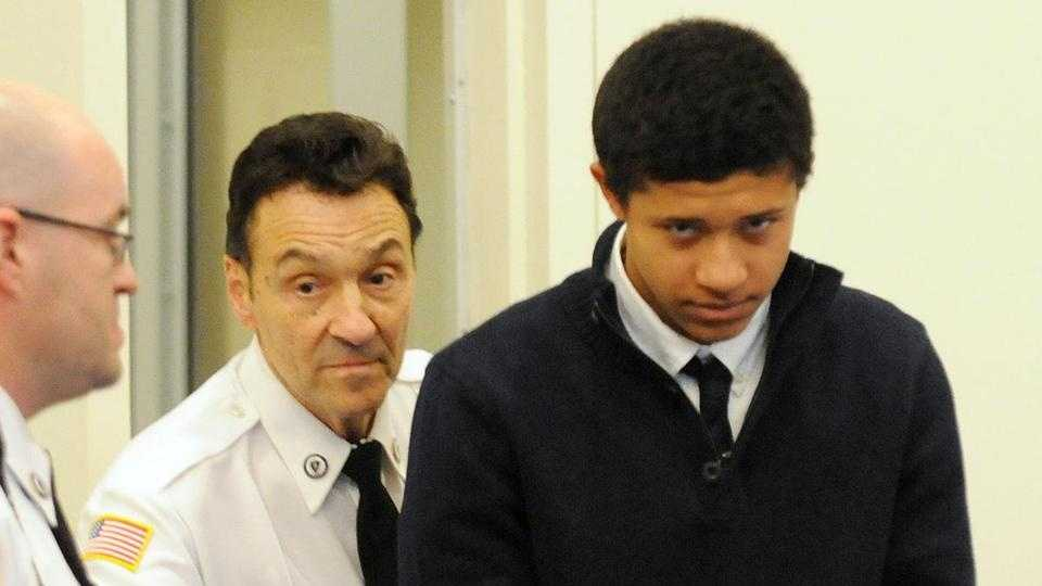 Philip Chism AP Photo in Court